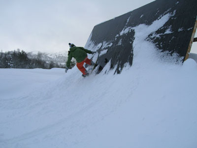 Norwayboarding